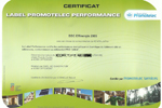 CERTIFICATION BBC EN 2012